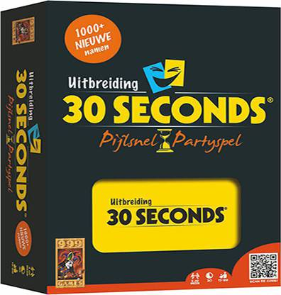 30 Seconds productfoto