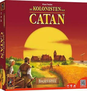 Kolonisten van Catan productfoto