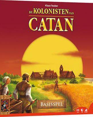 Productfoto van de Kolonisten van Catan basisspel