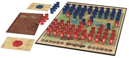 Stratego Original 2017 Spelonderdelen
