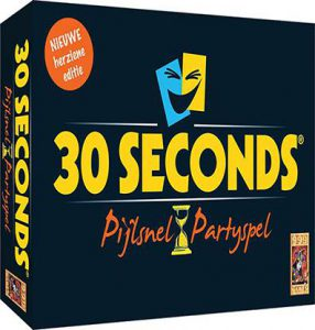 30 Seconds bordspel productfoto