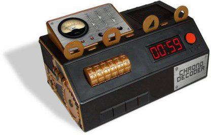 Afbeelding van de Chrono Decoder van het Escape Room bordspel