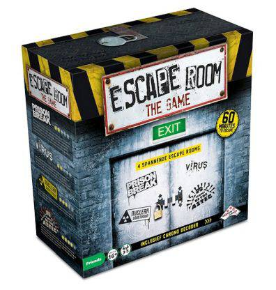 Afbeelding van Escape Room The Game Bordspel
