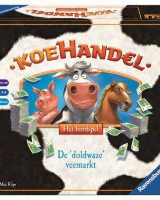 Afbeelding van Koehandel het bordspel