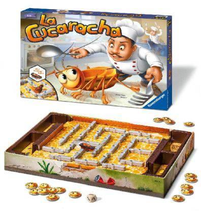 Afbeelding van bordspel La Cucaracha