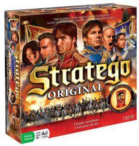 Afbeelding van het bordspel Stratego Original
