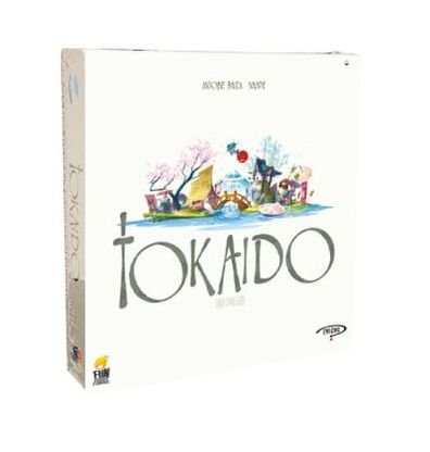 Productfoto van het Tokaido bordspel