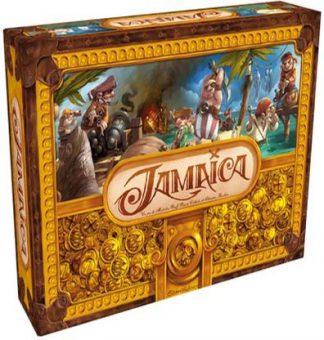 Afbeelding van doos van het bordspel Jamaica