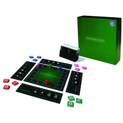 Afbeelding van het speelbord van het Bezzerwizzer bordspel