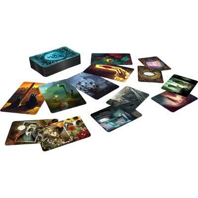 Afbeelding van de van de Speelkaarten Mysterium Secrets & Lies bordspel
