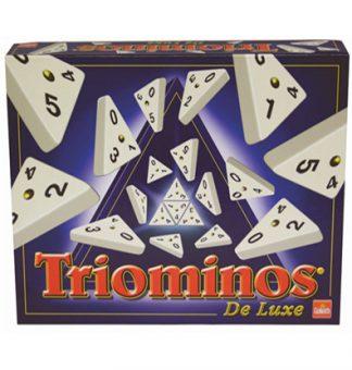 Foto van het Triominos Deluxe bordspel
