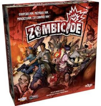 Productfoto van het Zombicide Season 1 bordspel