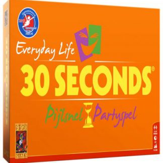 Productfoto van het 30 Seconds Everyday Life bordspel
