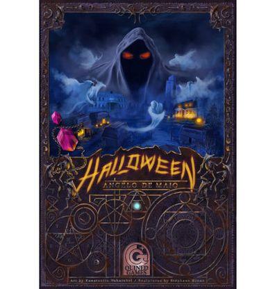Productfoto van de Nederlandse versie van het bordspel Halloween
