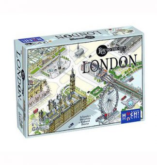 Productfoto van het bordspel Key to the City London