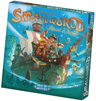 Productfoto van de Engelse versie van de Smallworld uitbreiding River World