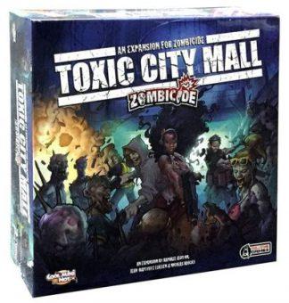 Afbeelding van de productfoto van het bordspel Zombicide Toxic City Mall