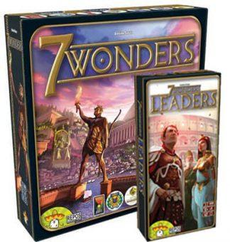 7 Wonders Bundel