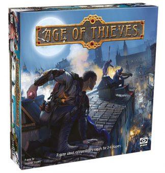 Productfoto van de speldoos van Age of Thieves