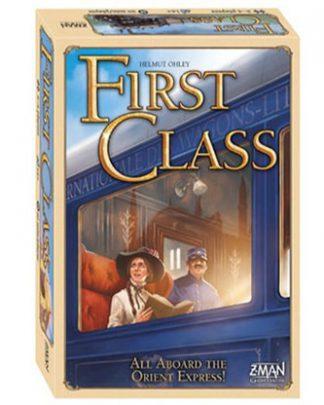 Productfoto van het bordspel First Class