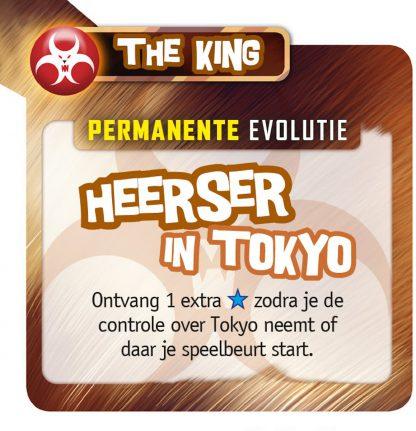 Afbeelding van een spelkaart van het bordspel King of Tokyo Power Up Expansion