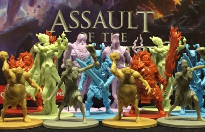 Figuren van Assault of the Giants