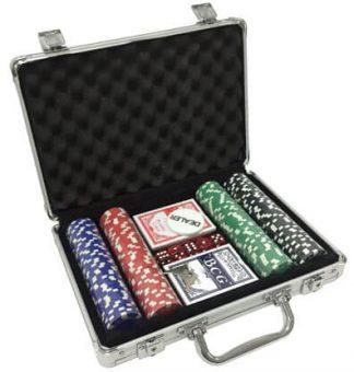 Productafbeelding van Pro Poker Koffer 200