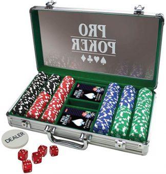 Productafbeelding van Pro Poker Koffer 300
