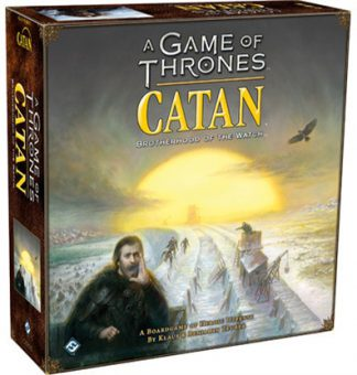 Productfoto van het Game of Thrones Catan Brotherhood of the Watch bordspel