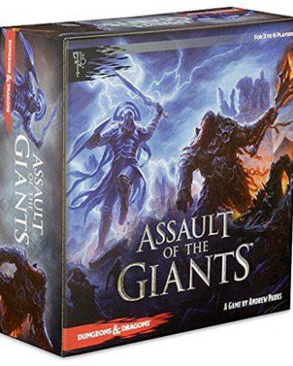 Productfoto van Assault of the Giants
