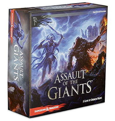 Productfoto van Assault of the Giants