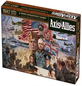 Productfoto van Axis & Allies 1942 Second Edition