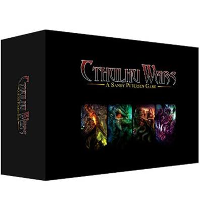 Productfoto van het bordspel Cthulhu Wars