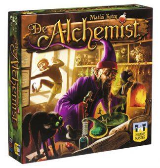 Productfoto van De Alchemist