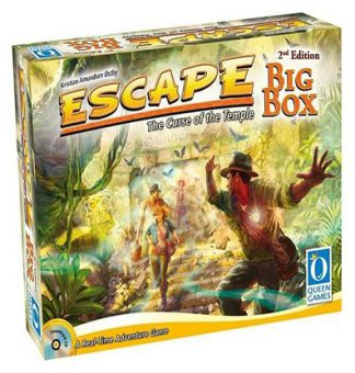 Productfoto van Escape Second Edition Big Box
