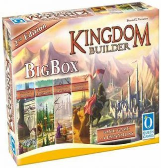 Productfoto van Kingdom Builder Second Edition Big Box