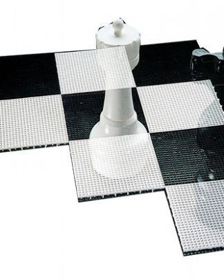 Productfoto van Kunststof Mattenset voor Tuinschaak