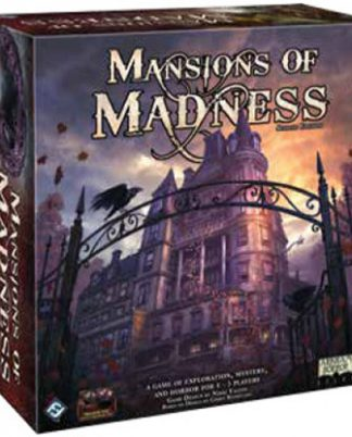 Productfoto van Mansions of Madness Second Edition