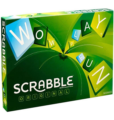 Productfoto van het bordspel Scrabble Original