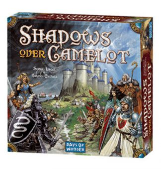 Productfoto van Shadows over Camelot 2