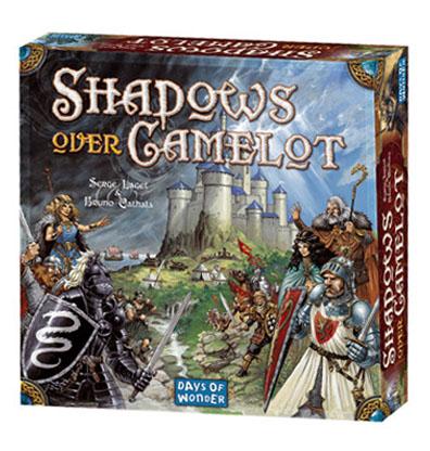 Productfoto van Shadows over Camelot 2