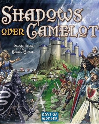Productfoto van Shadows over Camelot