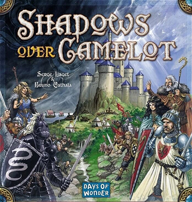 Productfoto van Shadows over Camelot