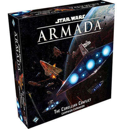 Productfoto van Star Wars Armada The Corellian Conflict