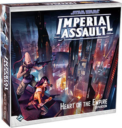 Productfoto van Star Wars Imperial Assault Heart of the Empire
