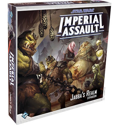 Productfoto van Star Wars Imperial Assault Jabba's Realm Campaign