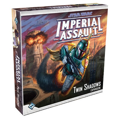 Productfoto van Star Wars Imperial Assault Twin Shadows