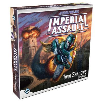Productfoto van Star Wars Imperial Assault Twin Shadows