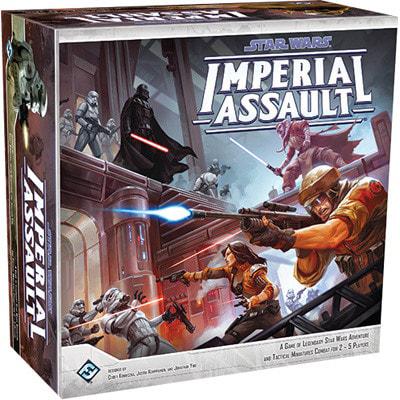 Productfoto van Star Wars Imperial Assault