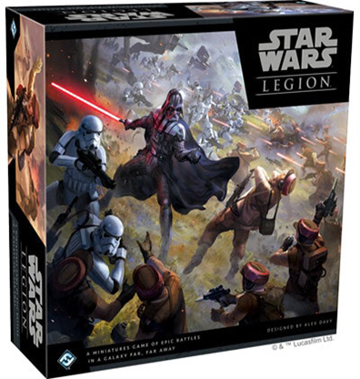 Productfoto van Star Wars Legion